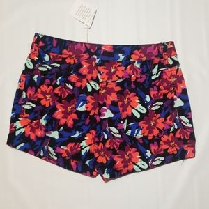 NWT SO Floral Shortie Shorts
